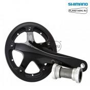 система shimano alfine fc-s501 черный, efcs501ca9c2l