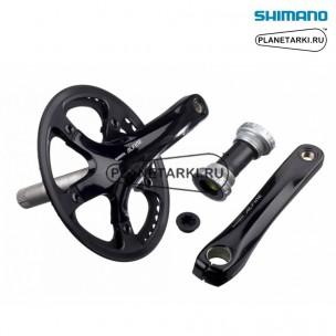 система shimano alfine fc-s501, BCD 130, черный, efcs501cb5c1l