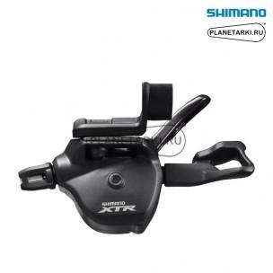 шифтер shimano xtr m9000, правый, 11 ск., черный, islm9000irap