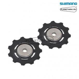 РОЛИКИ ДЛЯ SHIMANO RD-6800/6870 черные, Y5YC98140