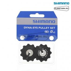 РОЛИКИ ДЛЯ SHIMANO RD-M773/M780/M786 черные, Y5XF98130