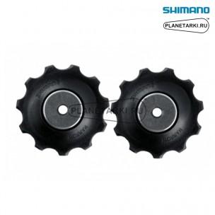 РОЛИКИ ДЛЯ SHIMANO RD-M663/M640/M670/M675 черные, Y5XE98030