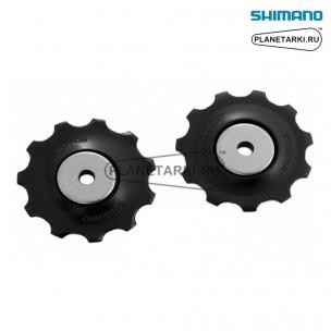РОЛИКИ ДЛЯ SHIMANO RD-M593/M610/M615 черные, Y5XU98030