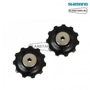 РОЛИКИ ДЛЯ SHIMANO RD-M390/M430/M4000 черные, Y5XG98060