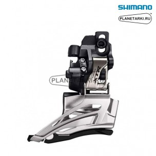 переключатель передний shimano xtr m9025-d серебро, ifdm9025d6