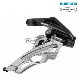 переключатель передний shimano deore xt m8020-h черный, ifdm8020hx6