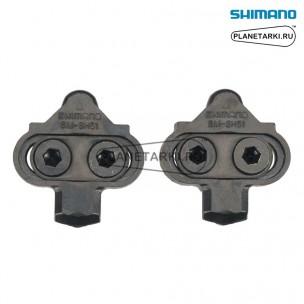 шипы shimano sm-sh51 черные, y42498201