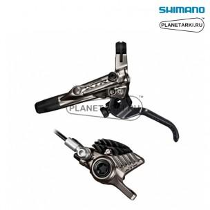 ТОРМОЗ ДИСКОВЫЙ ПЕРЕДНИЙ SHIMANO XTR M9020, серебро, IM9020LFPNA100