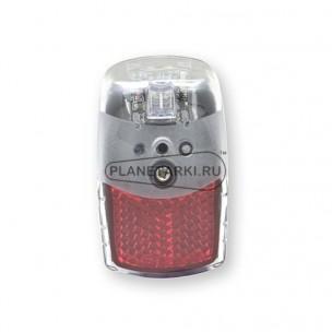 задний фонарь для динамок pixeo xds хром