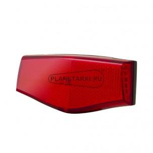 задний фонарь для динамок plateo xds черный