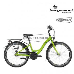 Bergamont Belamini N3 24 2016 Apple Green