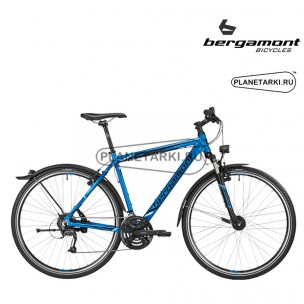 Велосипед Bergamont Helix 4.0 EQ Gent 2016 Fjord Blue