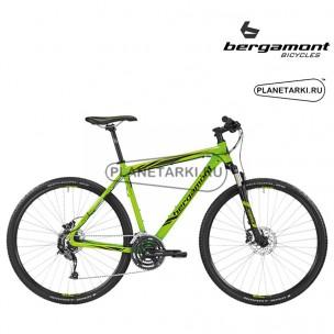 Велосипед Bergamont Helix 5.0 Gent 2016 Apple Green