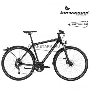 Велосипед Bergamont Helix 6.0 EQ 2016 Black-Silver