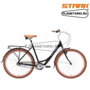 Велосипед Stark Image 2016 черно-серый