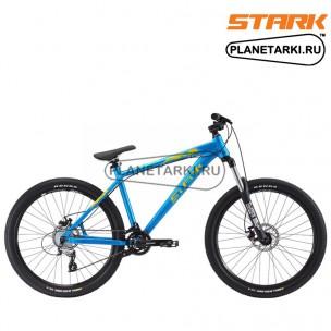 Велосипед Stark Shooter-2 Trail 2017 сине-оранжевый