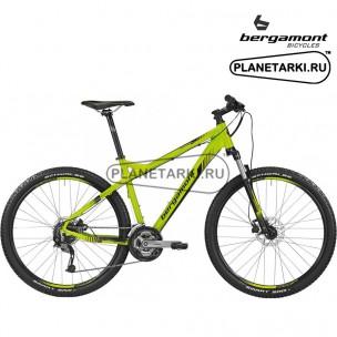 Bergamont Roxtar 4.0 С1 2016 Apple Green/Black