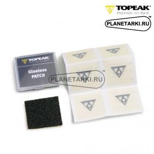 Бесклеевые заплатки Topeak FlyPaper Glueless Patch Kit