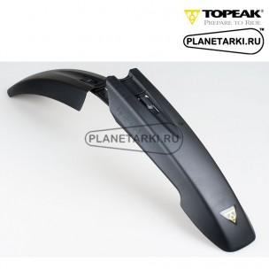 "Крыло переднее Topeak DeFender FX 26"" black"