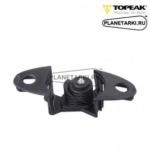 Крепление для преднего крыла Topeak QR Fork Attachment Replacement Kit black