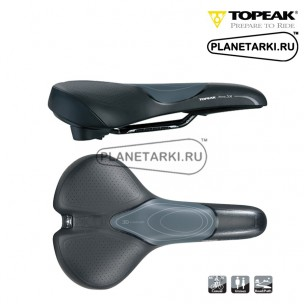 Седло Topeak Free SX 3D Comfort black