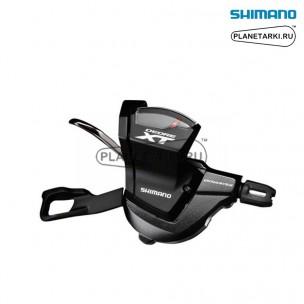 шифтер shimano deore XT M8000, правый, 11 ск., черный, ISLM8000RAP2