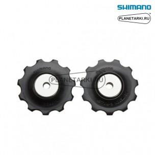 РОЛИКИ ДЛЯ SHIMANO RD-2400/3500/CTS500 черные, Y5TT98020