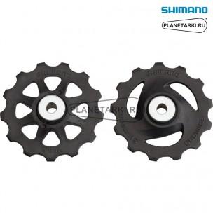 РОЛИКИ ДЛЯ SHIMANO RD-TX35/M280/TY300 черные, Y5WS98030