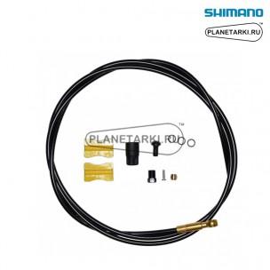 Гидролиния SHIMANO Saint BH90-SBLS, черная, ISMBH90SBLSL100