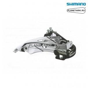 переключатель передний shimano Tourney TY710 серебро, EFDTY710TSX6