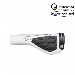 Грипсы Ergon GS1-L white
