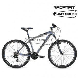 """Велосипед Format 1415 26"""" 2016 серый"""