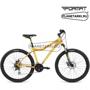 "Велосипед Format 7712 26"" 2016 желтый"