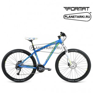"""Велосипед Format 7741 27.5"""" 2016 синий"""