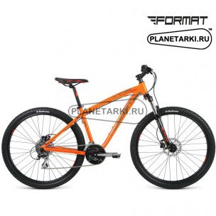 """Велосипед Format 7742 27.5"""" 2016 оранжевый"""