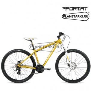 """Велосипед Format 7743 27.5"""" 2016 оливковый"""
