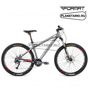 """Велосипед Format 1313 27.5"""" 2016 серый"""