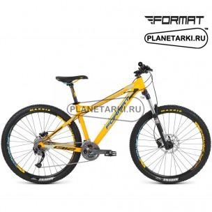 "Велосипед Format 1312 27.5"" 2016 желтый"