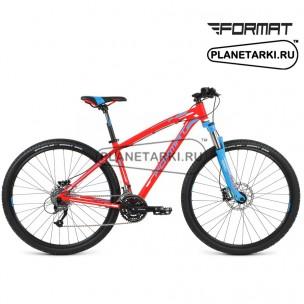 """Велосипед Format 1412 29"""" 2016 красный"""