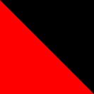 черно-красный